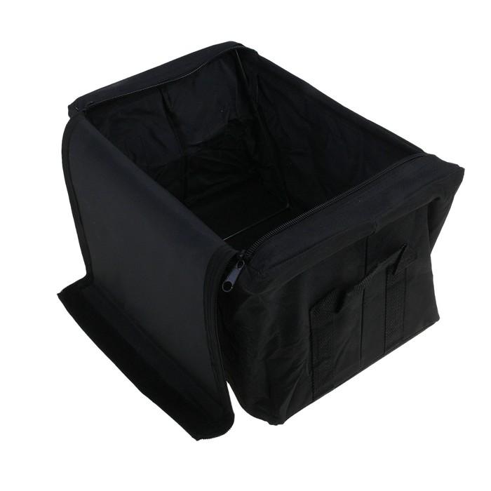 Органайзер в багажник, 21 х 23 х 34 см, текстиль