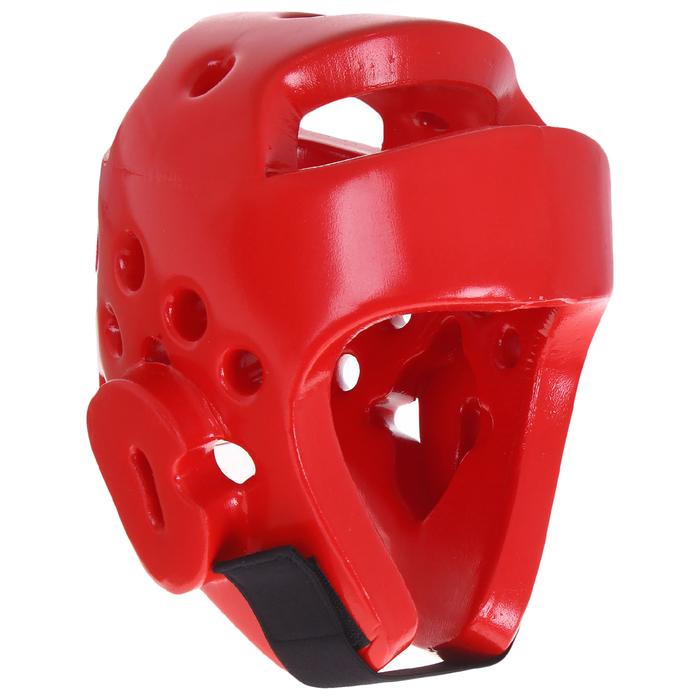 Шлем полуоткрытый, для бокса, размер L, цвета МИКС