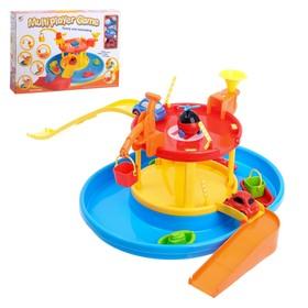 Игровой набор «Мини-порт», 7 игрушек