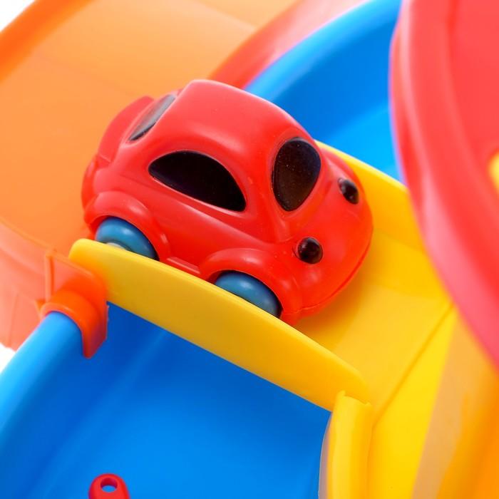 """Игровой набор """"Мини-порт"""", 7 игрушек"""