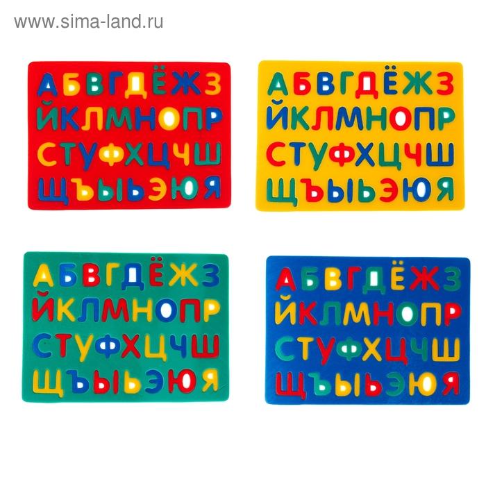 "Мягкая мозаика ""Алфавит"", цвет МИКС"