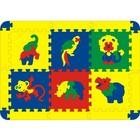 "Мягкий развивающий коврик ""Африка"", 6 элементов"