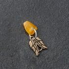"Key chain-talisman ""Inspiration"", natural amber"