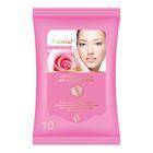 Салфетки влажные «Premial» для снятия макияжа, 10 шт