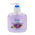 Жидкое мыло Help с Антибактериальным эффектом, дозатор, 300 гр