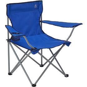 Кресло складное кемпинговое JUNGLE CAMP Ranger, 54 х 54 х 80 см, цвет синий