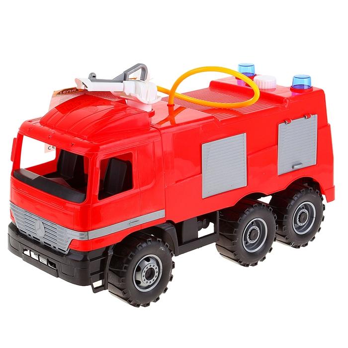 Пожарная машина