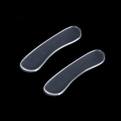 Пяткоудерживатели для обуви силиконовые, самоклеящиеся, 2шт