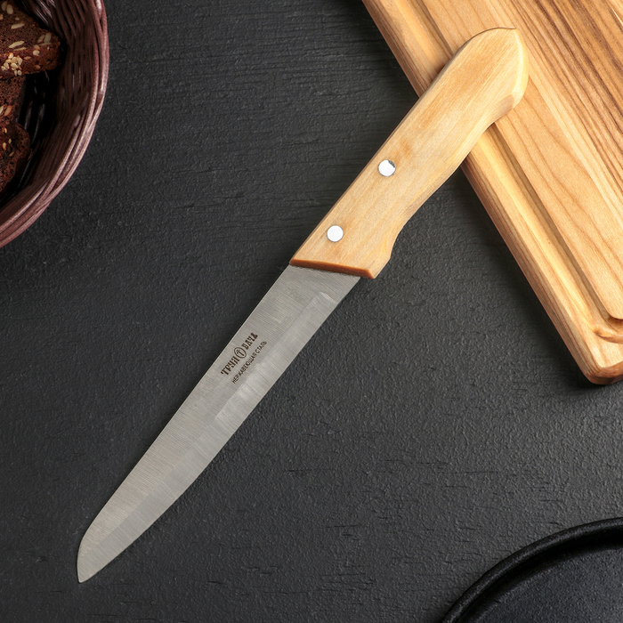 """Нож для мяса 29 см """"Ретро"""", лезвие 16 см"""