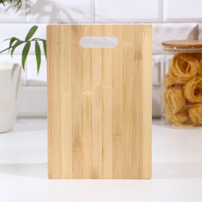 "Cutting Board ""Bamboo forest"" 30x20 cm"
