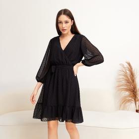 Платье MIST, р. 42, черн