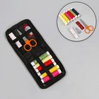 Sewing kit with case, MIX color