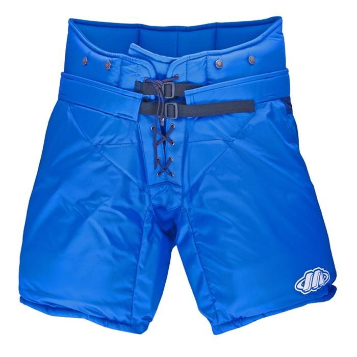 Шорты вратаря, размер 40, цвет: синий