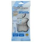 Салфетки влажные «OptiClean» для ноутбуков, 30 шт