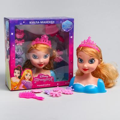 Кукла-манекен игровой набор с аксессуарами, Принцессы