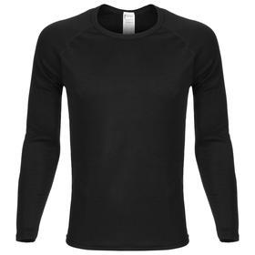 Фуфайка мужская LAPLANDIC, цвет чёрный, размер 48