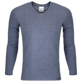 Фуфайка мужская LAPLANDIC, цвет серый, размер 46