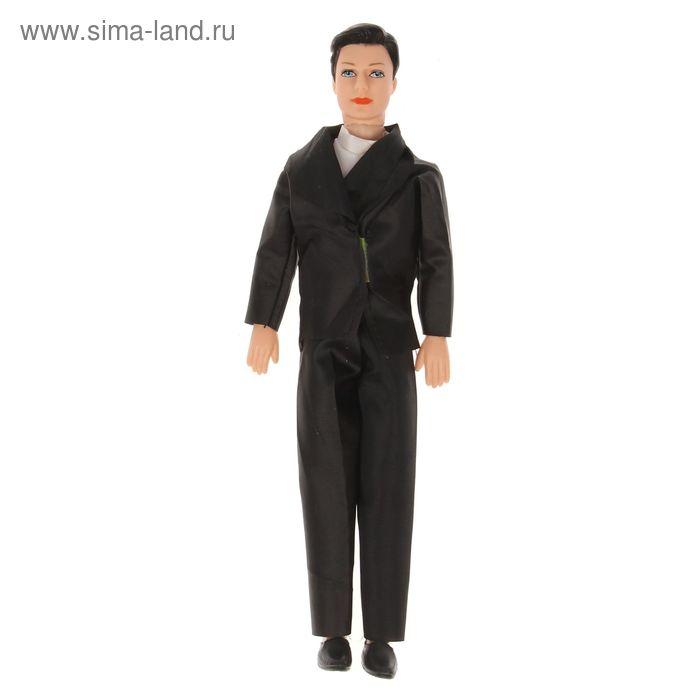 """Кукла """"Кевин"""", в костюме с бабочкой"""