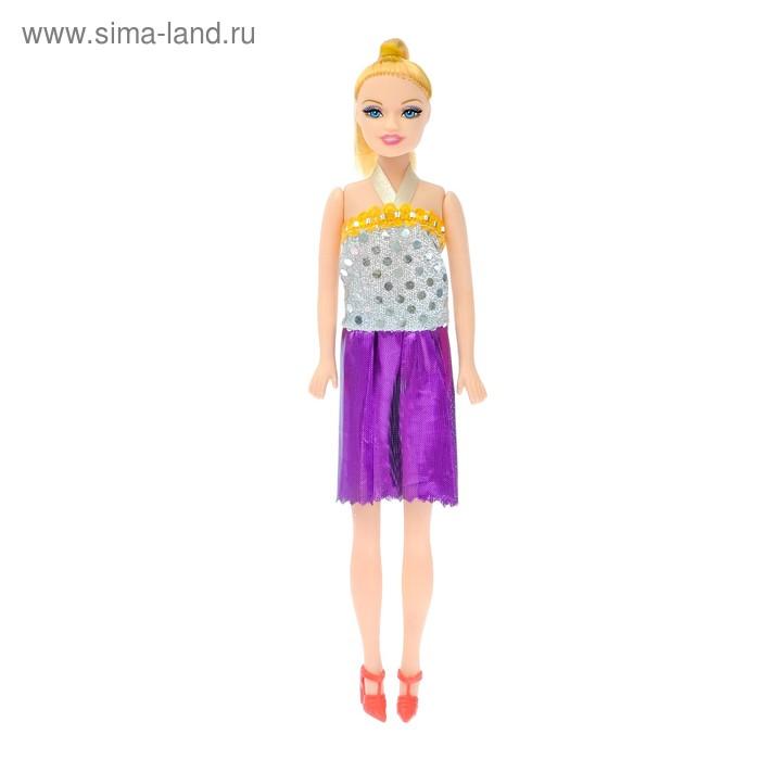 """Кукла """"Саша"""" в платье, 33 см, МИКС"""