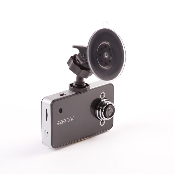 """Видеорегистратор автомобильный 2.7"""" TFT, обзор 90°, HD 1080P,"""