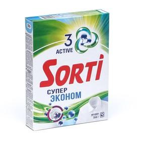 """Порошок стиральный Sorti """"Автомат Эконом Супер"""", 350 г"""