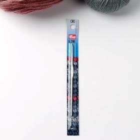 Крючок для вязания, для тонкой пряжи, c направляющей площадью, d = 1,75 мм, 12,5 см - фото 7389267