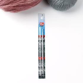 Крючок для вязания, d = 3 мм, 14 см