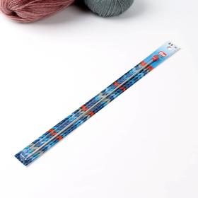 Крючок для вязания, тунисский, d = 2,5 мм, 30 см - фото 7389271