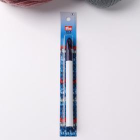 Крючок для вязания, d = 12 мм, 17 см