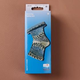 Станок для вязания носков, с иглой, цвет фиолетовый - фото 7389289