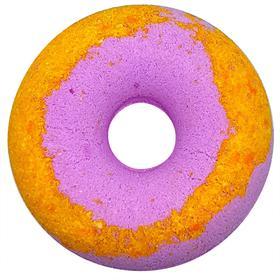 Гейзер для ванны Cafe Mimi «Клубнично-банановый пончик», 140г