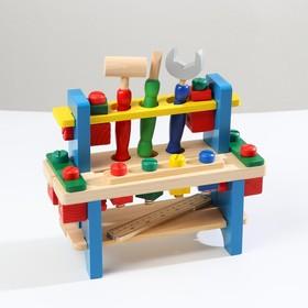 """Моя мастерская """"Первый набор строительных инструментов"""""""