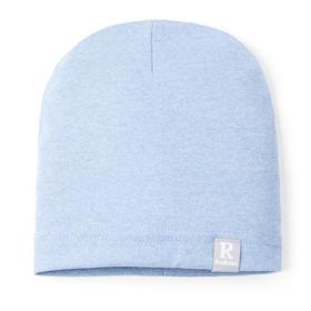 Шапка для мальчика, цвет голубой, размер 41-44 см (6-9 мес.)
