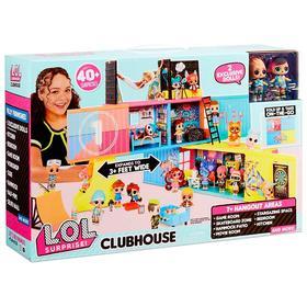 Игровой набор с мебелью Lol. Clubhouse Playset