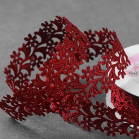 Curly ribbon