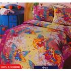 Детское постельное бельё Миланика Фея 112*147 см, 100*150 см, 40*60 см 1 шт.
