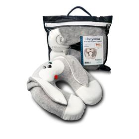 Anatomical pillow OrtoCorrect for travel Tourist
