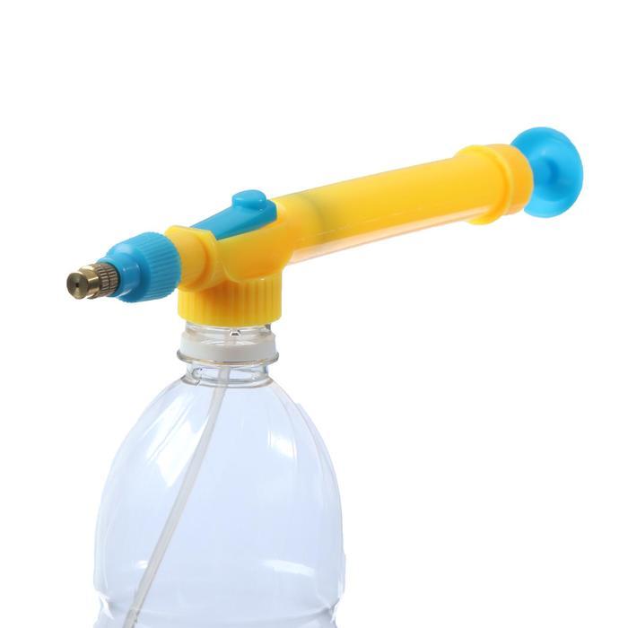 Опрыскиватель ручной, 29 см, с резьбой под бутылку, ABS пластик