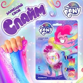 "Замешай свой слайм ""Пинки пай"" My Little Pony"