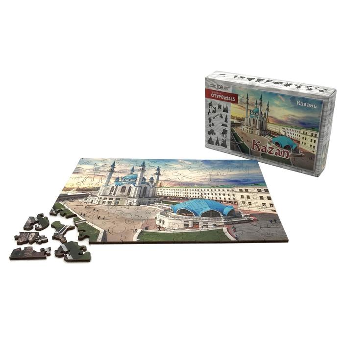 """Пазл Citypuzzles """"Казань"""" арт.8295"""