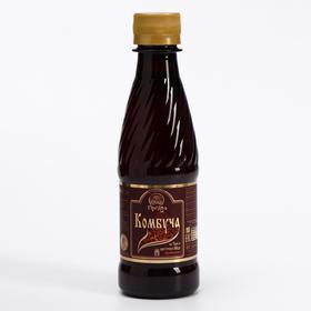 Напиток безалкогольный «Комбуча» на чаге, 250 мл