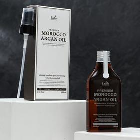 Масло для волос марокканское аргановое La'dor, 100 мл