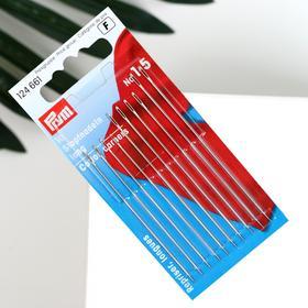 Long darning needles No. 1-5.