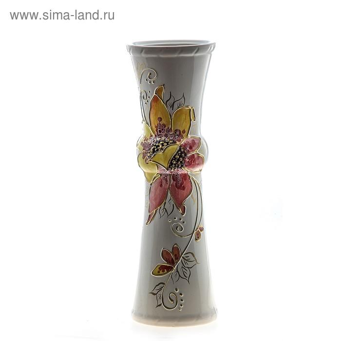 """Ваза """"Тария"""" цветы"""
