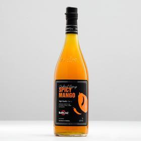 Сироп Barline со вкусом пряного манго, 1 л
