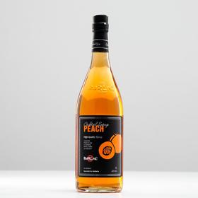 Сироп Barline «Персик», 1 л
