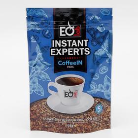 Кофе Instant Experts CoffeeIN INDIA, 95 г