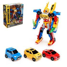 A set of robots