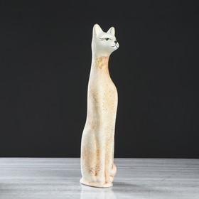 """Копилка """"Кот"""", под шамот, 47 см, микс"""