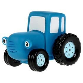 """Игрушка для ванны """"Синий трактор"""", 10 см LX-ST200427"""